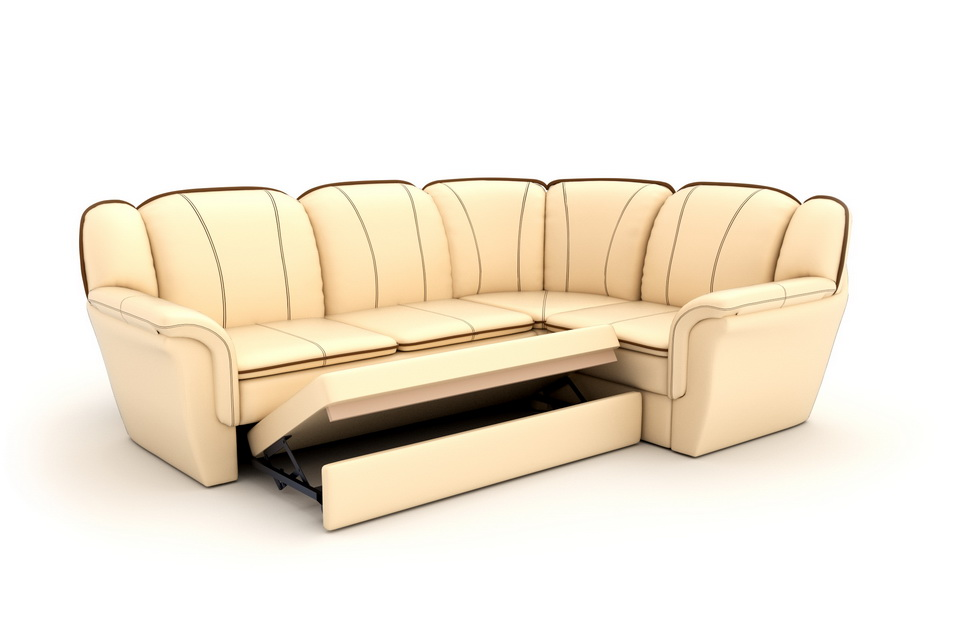 3D models, MTD company, Mechanisms of transformation of sofas