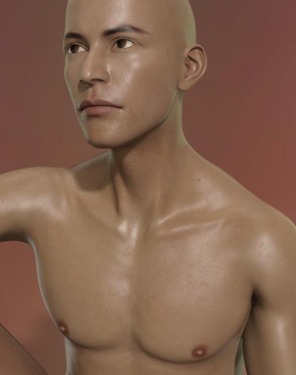3D žaidimo personažo ugdymas
