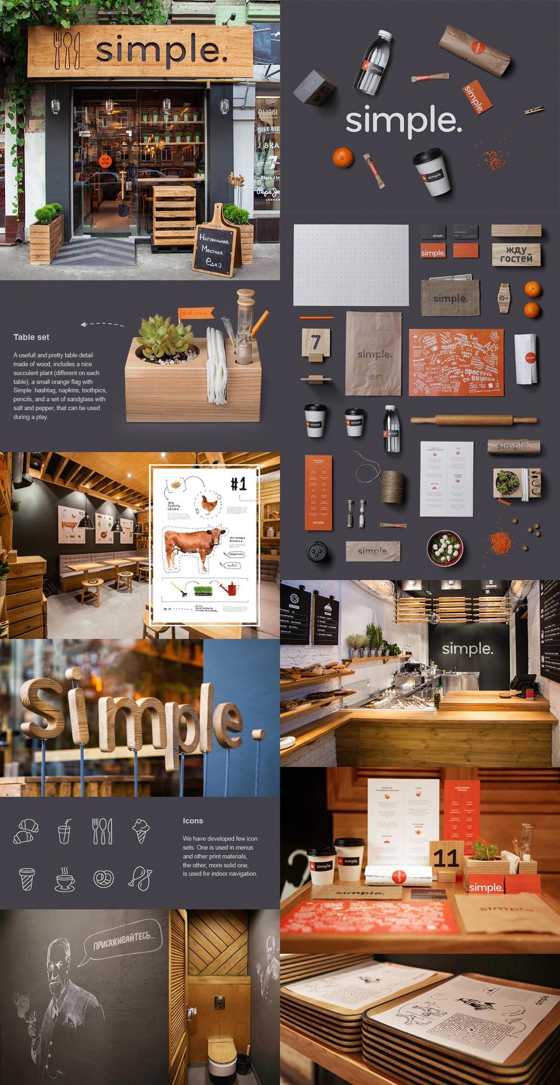 cafetería de diseño