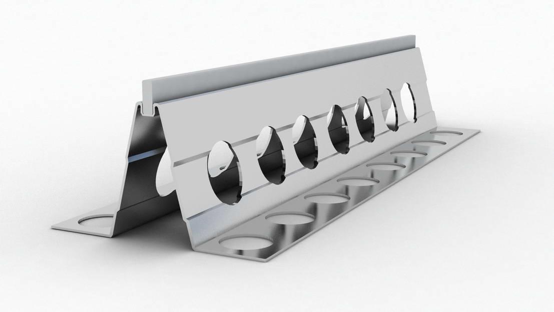 3d modello, visualizzazione, RAIL-forme, profilo, XXI secolo, naprovlyayuschie, rotaia, forma, rail-form