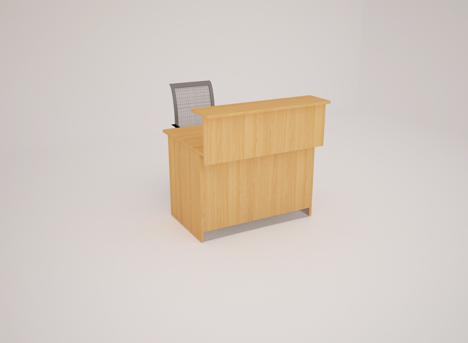 建築ビジュアライゼーションの家具
