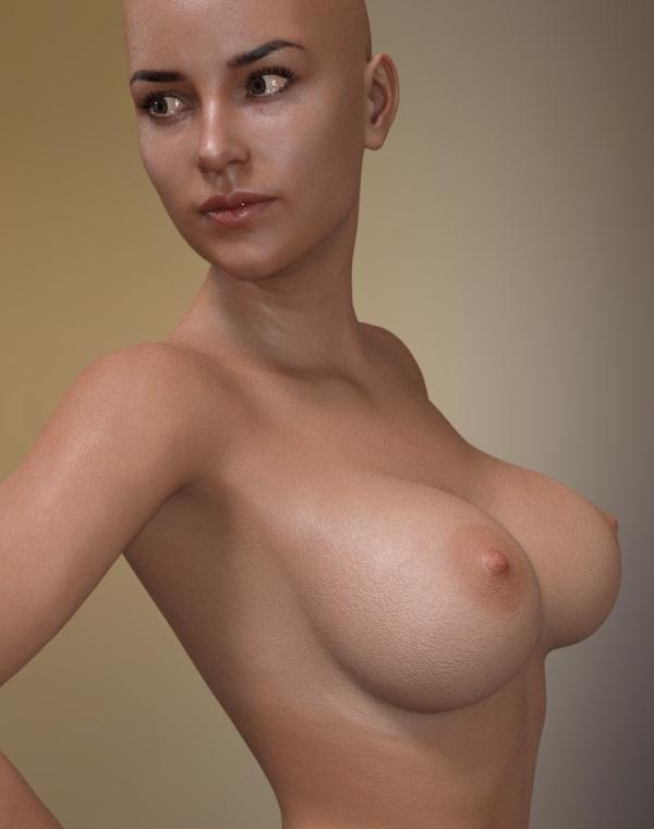 didelėmis krūtimis