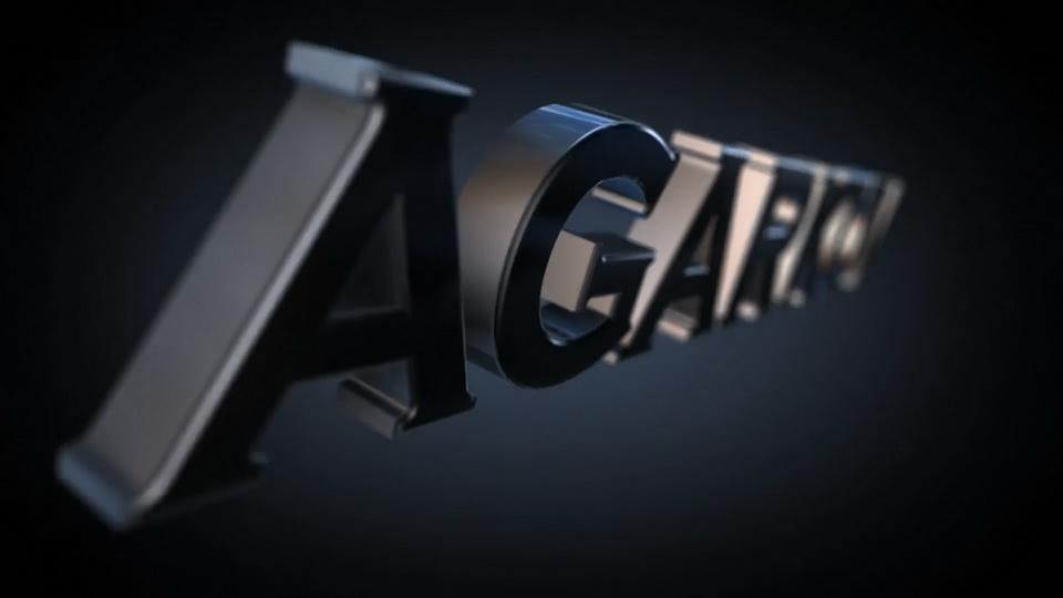 Видеозаставка для Рекламного агентства AGARKOV