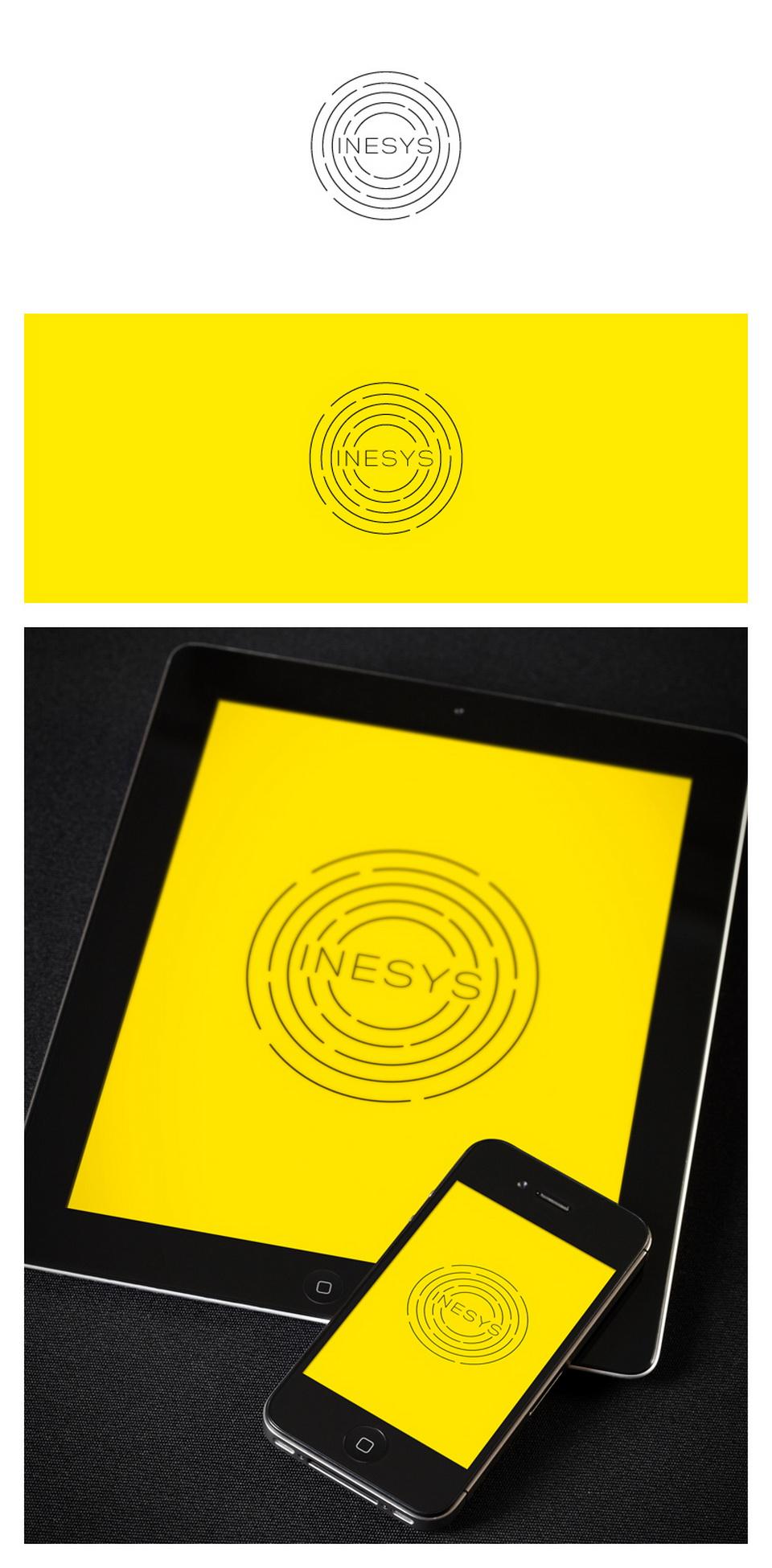 هوية الشركة الشعار INESIS INESYS