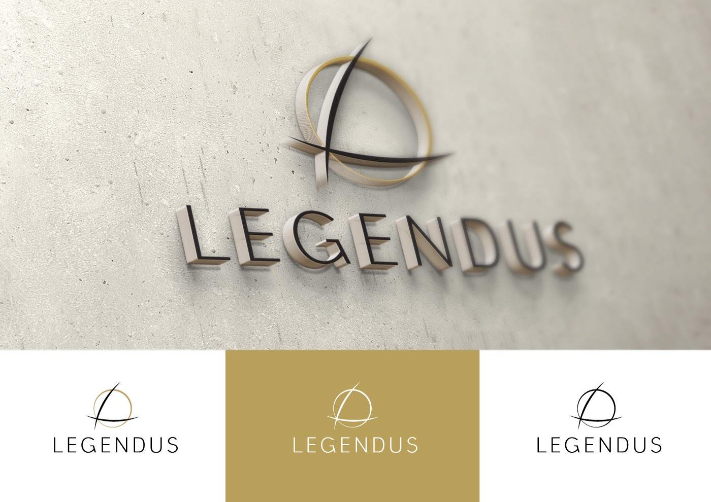 Logo pro výrobní linky lavash LEGENDUS
