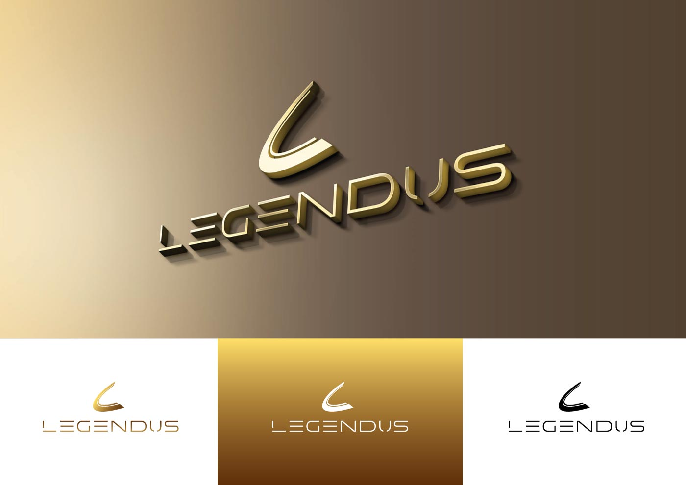 Logo de la ligne de production de lavash LEGENDUS