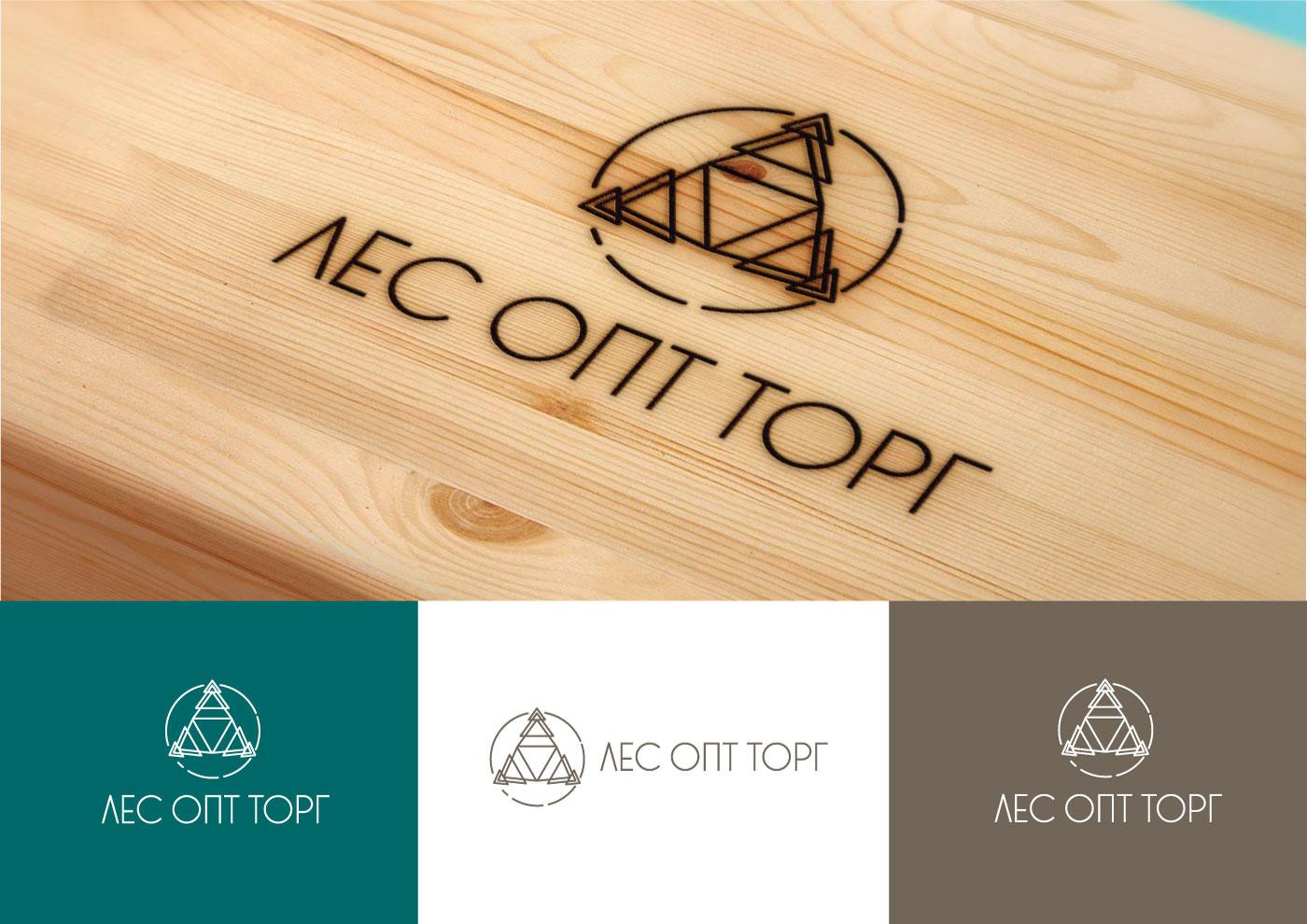 Crearea LesOptTorg logo-
