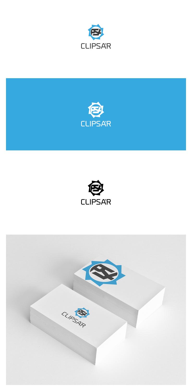 oznaka, logo, CLIPSAR, PromStroyAvtomatika