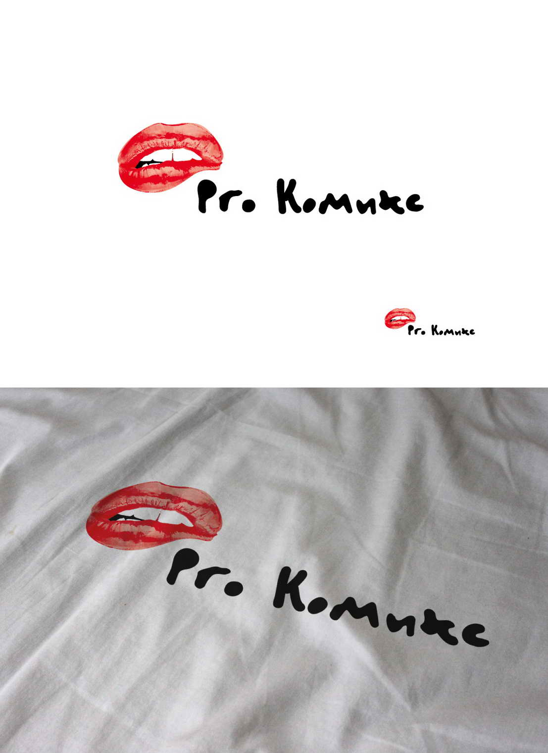 mağaza Pro Comics Prikol logo dizayn