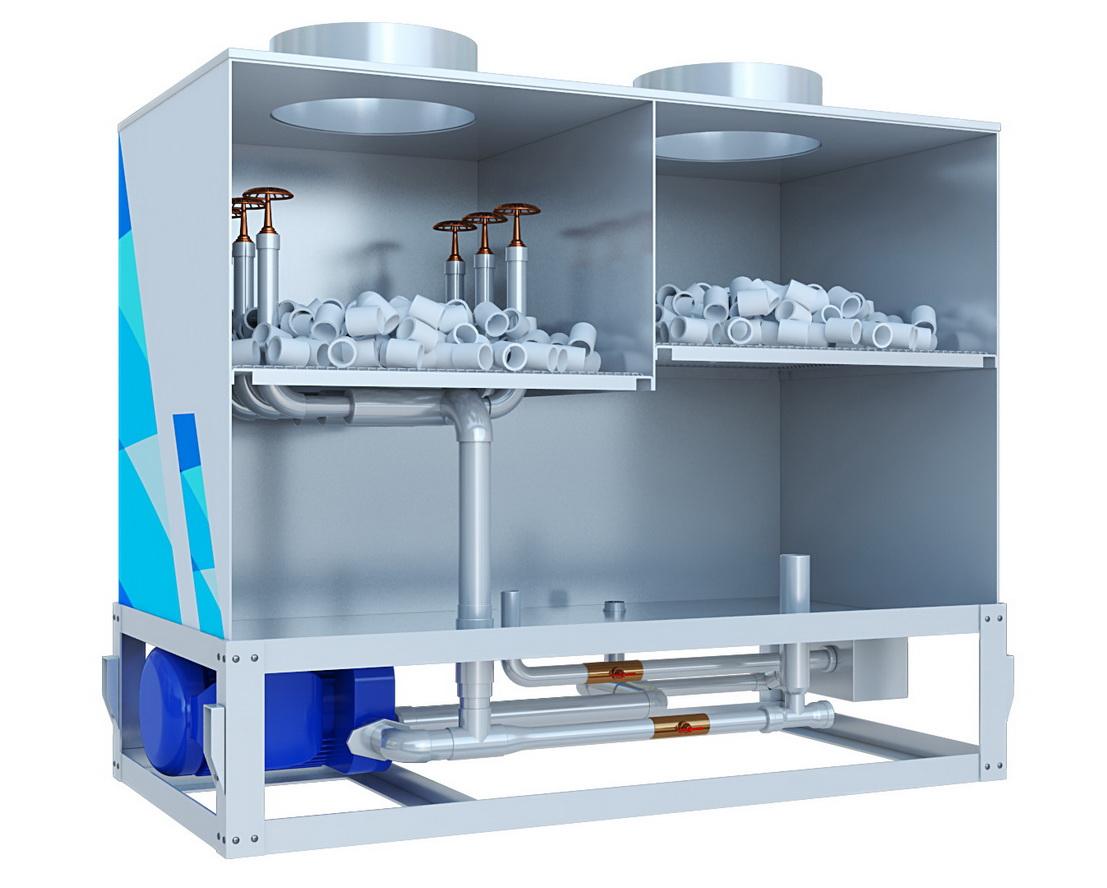 3d модель Гидрофильтр