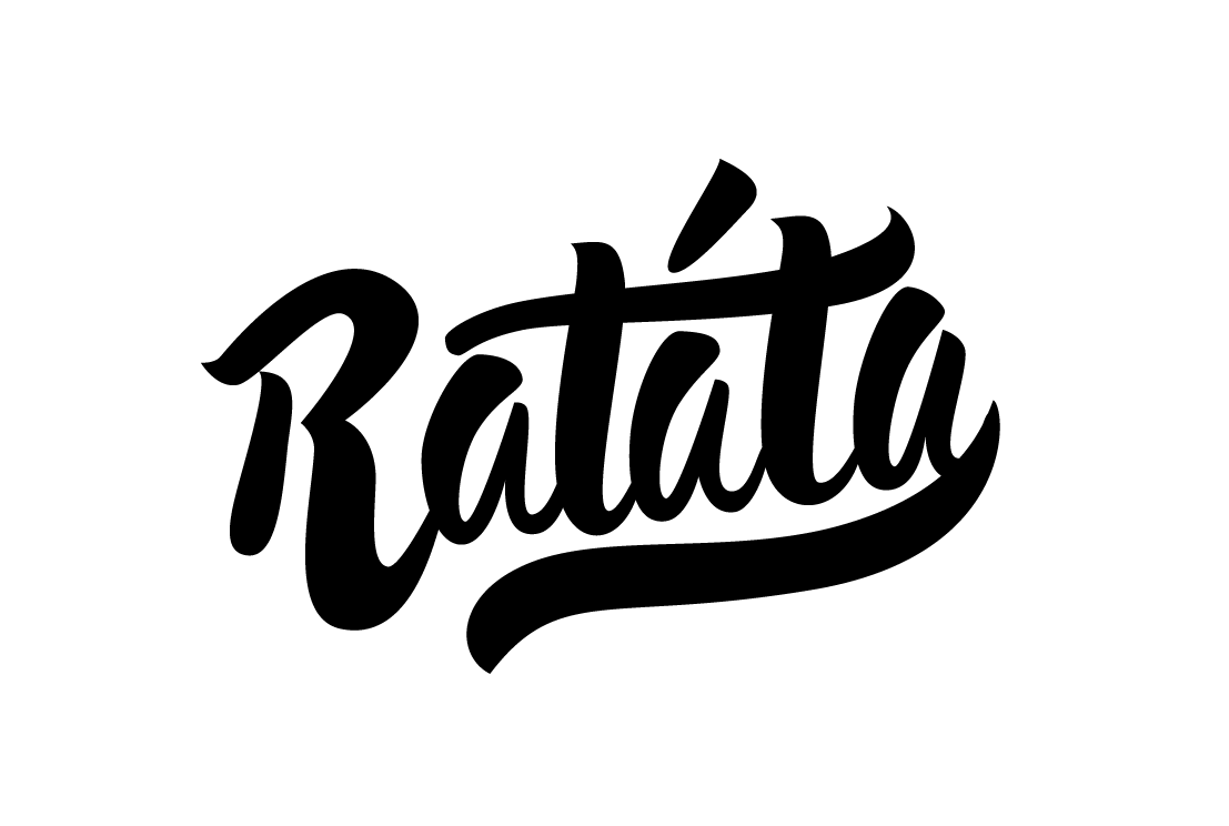Ratata шрифт