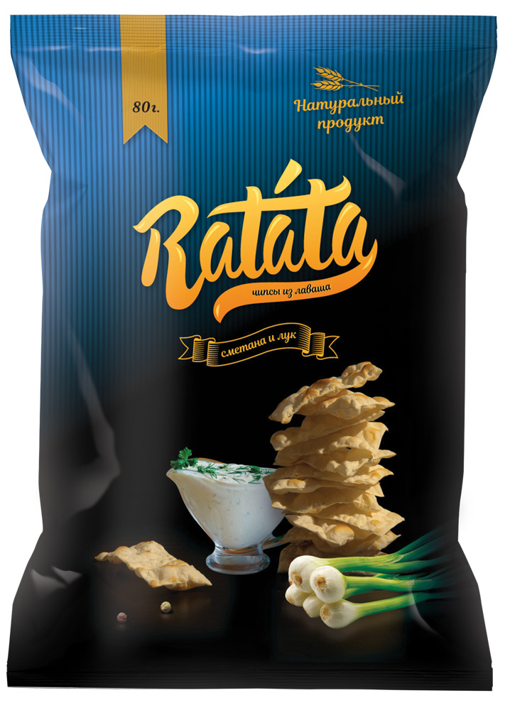 packaging line design chips Ratata