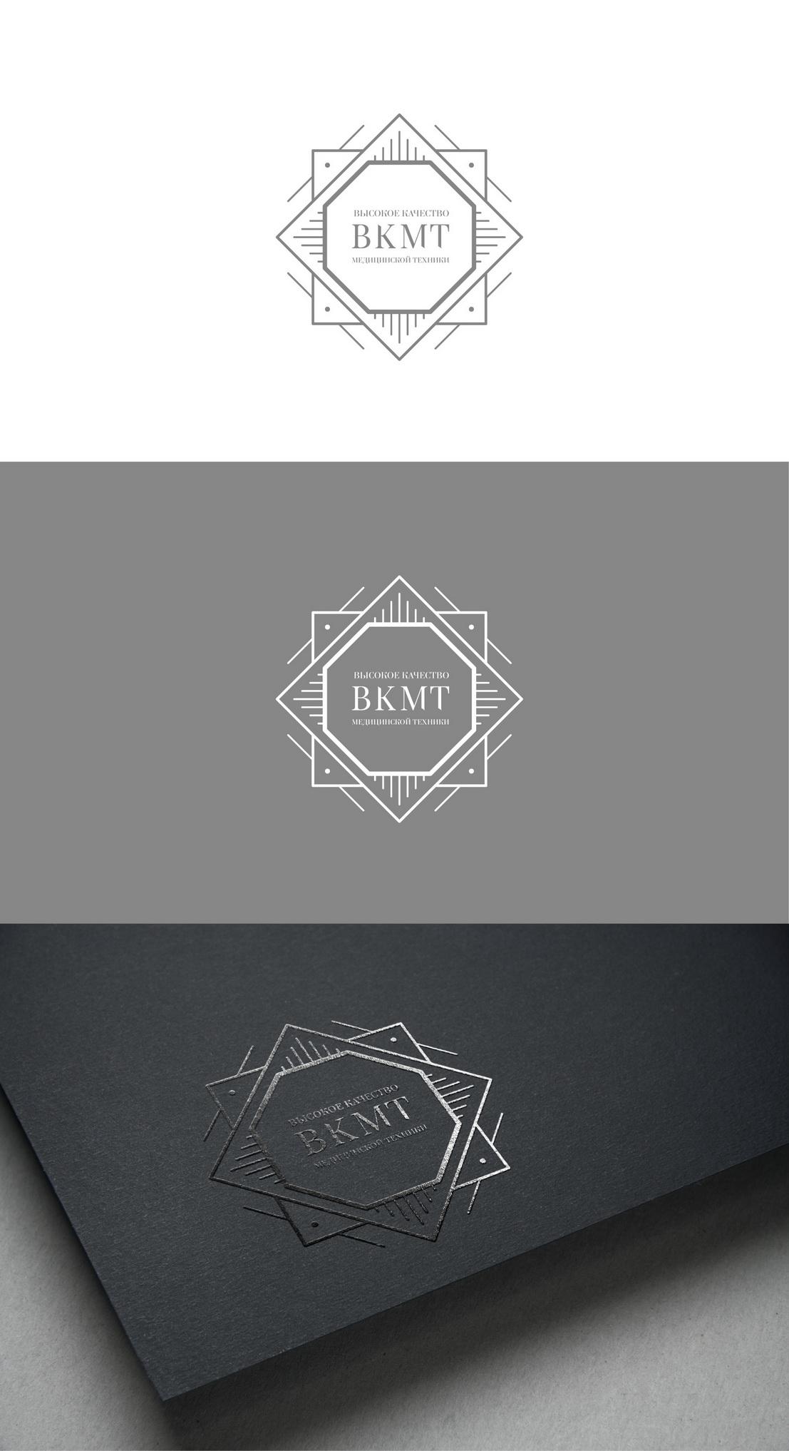 ВКМТ - вариант логотипа