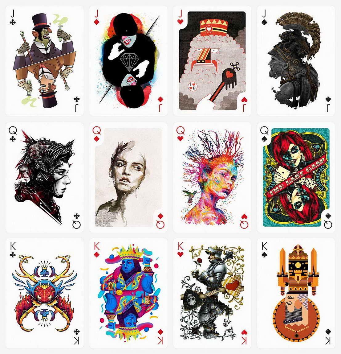 Фирменные игральные карты