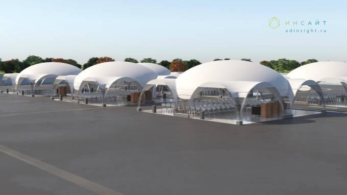 3d модели шатров