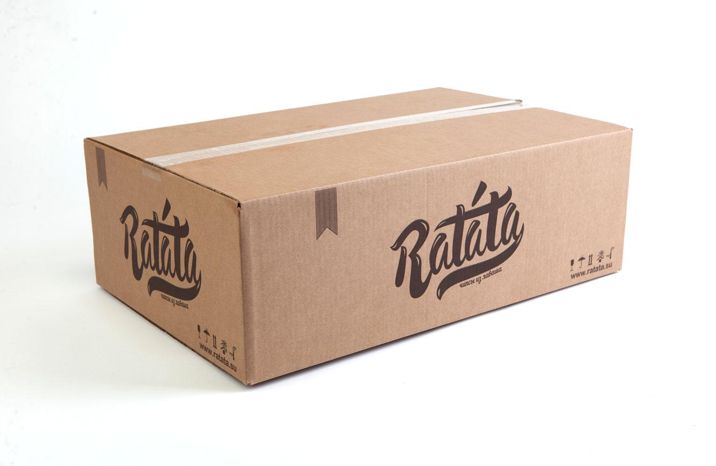 фото коробки чипсов ratata
