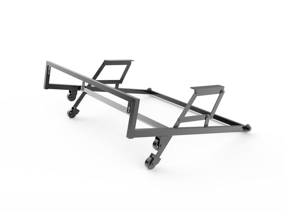 3D модели, компания МТД, Механизмы трансформации диванов