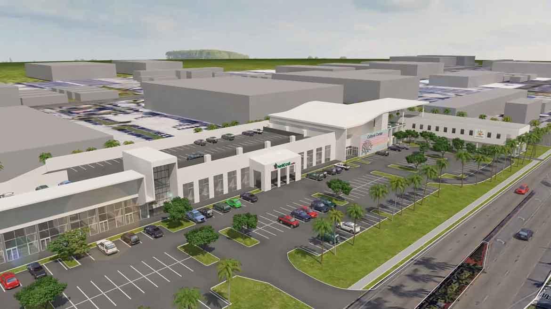 Архитектурная визуализация США Флорида