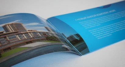 More booklet for the company Petersburg Real Estate and Setl City