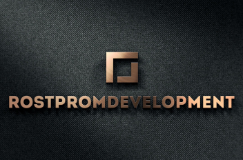Corporate Identity RostPromDevelopment
